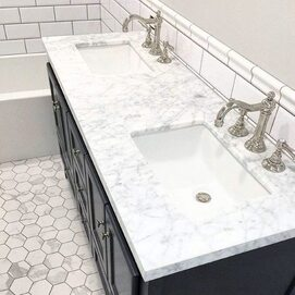 Hot Spot Inspections - Bathroom Sink
