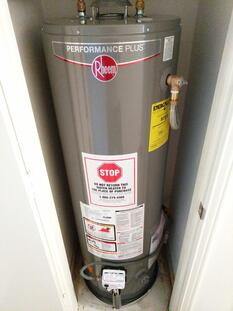 Hot Spot Inspections - Water Heater